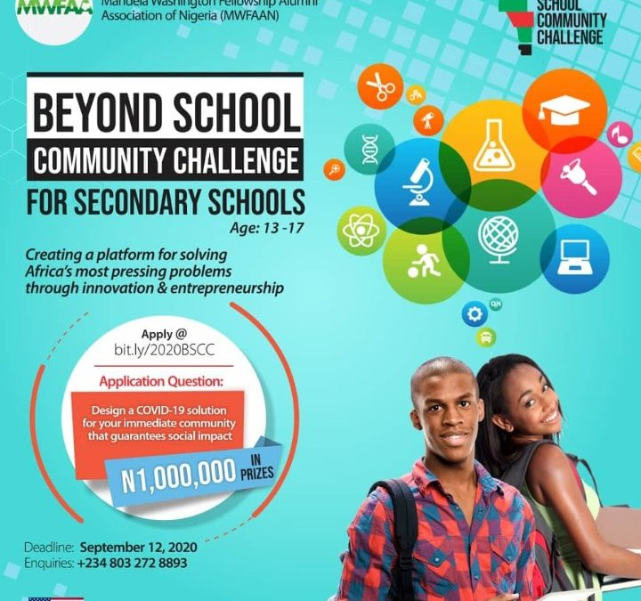 Beyond School Community Challenge (BSCC)