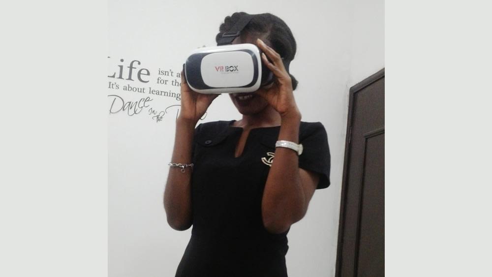 Virtual Reality Creation